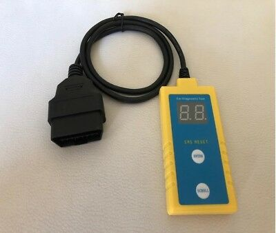 MINI one Cooper S airbag  RSR air bag Fault Code Reader Scanner reset tool