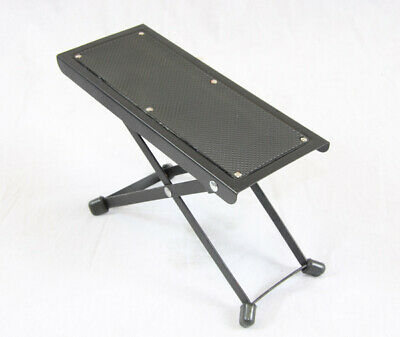 BN Guitar Guitarist Foot Stool Adjustable Rest Stand