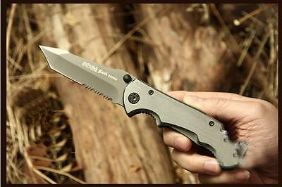 "New Force Tactical 8.4"" SOG Folding Pocket Knife Hunting Camping  Survival Tool"