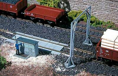 Auhagen TT 13313: Track scale with Loading weight (Kit