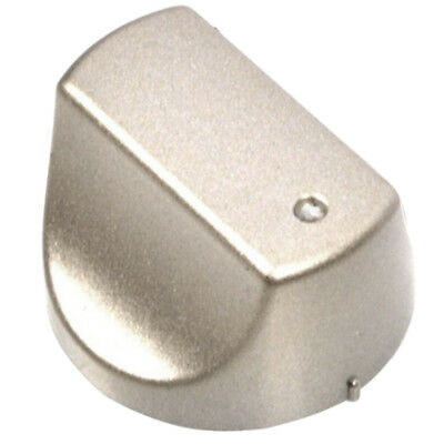 Silver Control Knob Switch for HOTPOINT Hot-Ari ix Oven DHS53CX DHS53CXS DHS53X