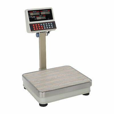 PRICE SCALES 100kg / 10g - DIGITAL PRICING COMPUTING ELECTRONIC WEIGH SCALE NEW
