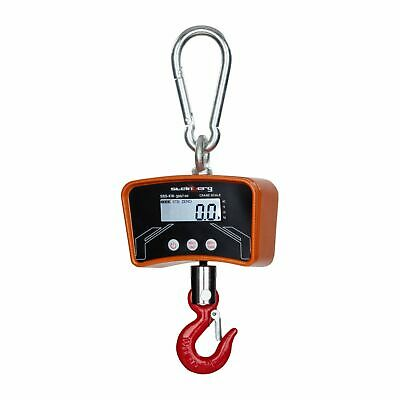 CRANE SCALE 300 kg/ 100g - WEIGHING DIGITAL INDUSTRIAL HANGING SCALES PRO NEW