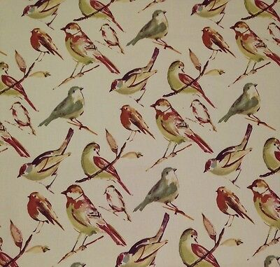 Richloom Birdwatcher Meadow Fabric By The Yard 1495 Picclick