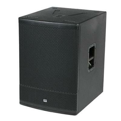 "DAP-Audio XT-15B MKII 15"" Front loaded Subwoofer PA-Lautsprecher passiv"
