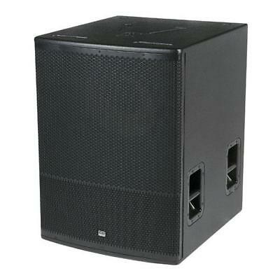 "DAP-Audio XT-18B MKII 18"" Front loaded Subwoofer PA-Lautsprecher passiv"