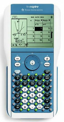 Texas Instruments TI-Nspire Calculatrice graphique + facture école stutenden
