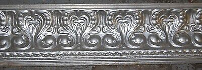Tin Celiling Tile/Trim~Scroll Design- Mirror Frame? Several Available-Old House