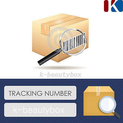 Tracking number & Standard International Shipping
