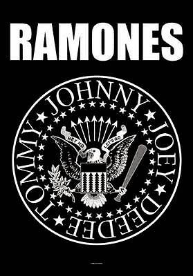 Poster The Ramones Rocket ufficiale import 61 cm X 91,5 cm