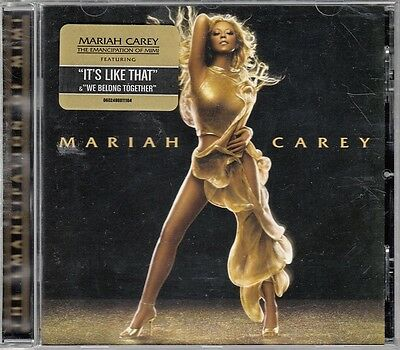 Cd Album  Mariah Carey *the Emancipation Of Mimi*
