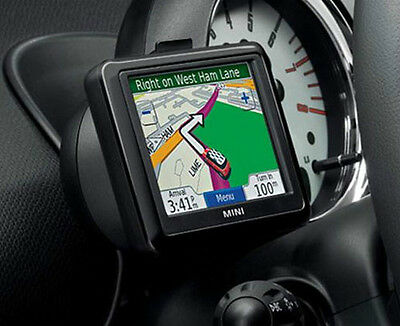 New Oem Mini Cooper Portable Garmin Navigation With Installation Kit Contryman