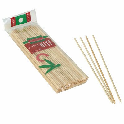 "Thunder Group (BAST006) - 6"" Bamboo Skewers (Bag of 100)"