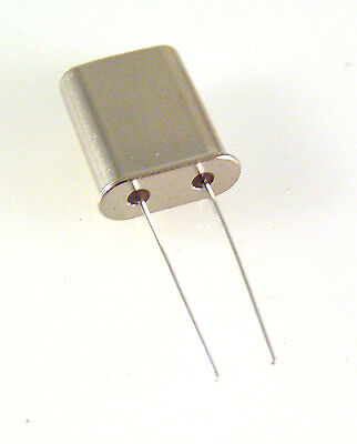 ACT Crystal HC49/U package Range from 3.2768 MHz - 30.000 MHz 10pcs OM110-40
