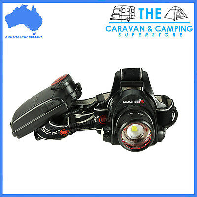 LED Lenser H14R.2 NEW 1000Lm Rechargeable & Focusable Headlamp