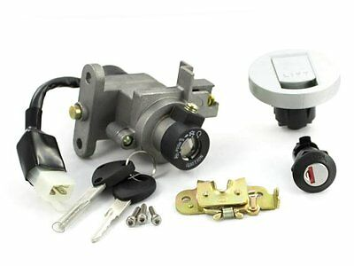 Lockset to fit Peugeot Speedfight 3, Keys & Barrel. Ignition Lock Set 50cc 125cc