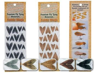 Hemingway's Caddis Wings Size M / fly tying materials