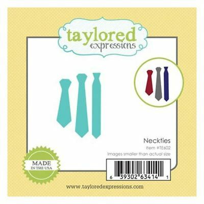 Taylored Expressions Little Bits Die - Neckties - TE602