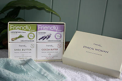 Ethical Woman gift set