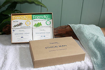 Ethical Man gift set