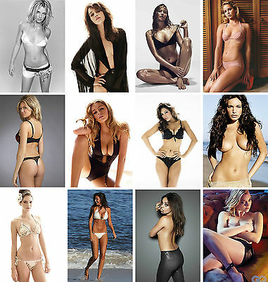 Sexiest Women Mila Kunis Kelly Brook Jennifer Kate Poster Print Buy 1 get 2 FREE