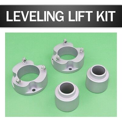 """Silver Front 3"""" Rear 2"""" Lift Kit _ Ram 1500 09+ 4WD _ Free Shipping"""