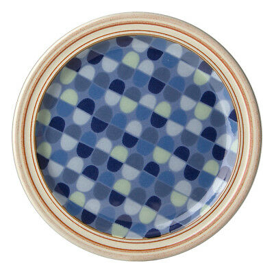 NEW Denby Heritage Fountain Accent Salad Plate