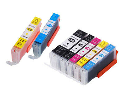 Compatible Ink for CANON MG5450 MG5550 MG5650 MG6350 MG6450 MG6550 MG7150 MG7550