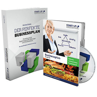 Businessplan Burger Bar Existenzgründung