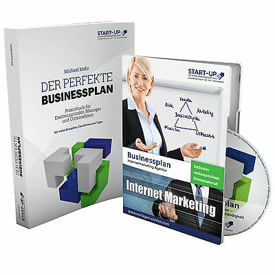 Businessplan Internetmarketing Agentur Existenzgründung