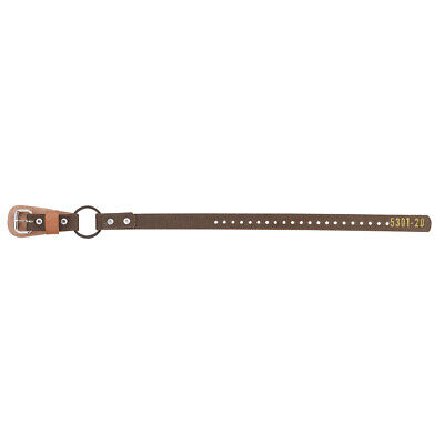 Klein Tools 5301-20 OPE Ankle Straps for Pole and Tree Climbers