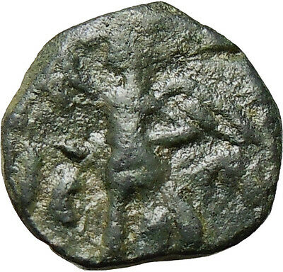 AUGUSTUS Victory Over Brutus & Cassius Philippi Roman Celts Imitating Rare Coin