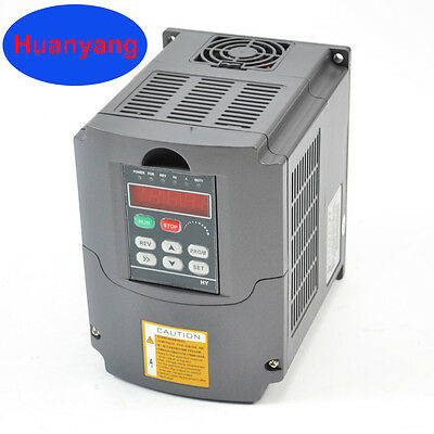 Updated  Variable Frequency Drive Inverter Vfd 4Kw 380V 5Hp