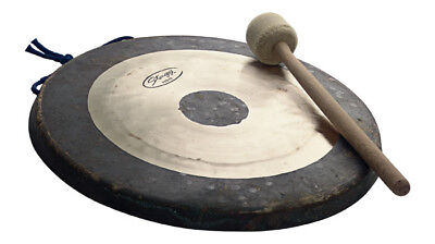 Tam Tam Gong and Mallet 15 inches(37cm)