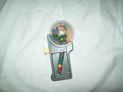 Lucky Loui handheld lottery number picker. Unique collectible