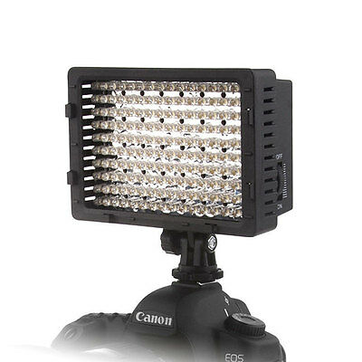 Neewer Pro CN-160 LED Camera Video Lamp Light for Canon Nikon Sigma Olympus