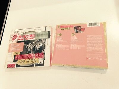 Rolling Stones  From The Vault Marquee Club Live In 1971 Cd + Dvd Sealed 2015