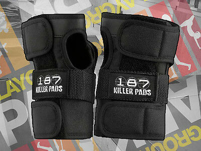 187 Killer Pads Wrist Guard ( Skateboard / Scooter / Derby / Protective / BMX )