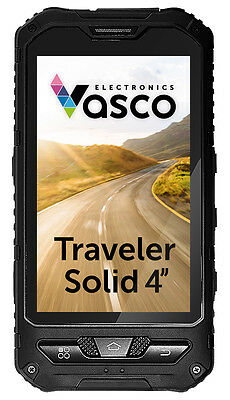 Vasco Traveler Solid 2: Waterproof mobile device for travelers, voice translator