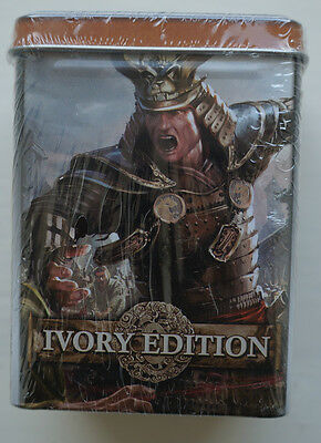 Legend of The Five Rings: L5R Ivory Edition - Lion Clan Starter Deck