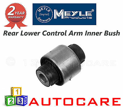 Audi Seat Skoda VW Meyle Rear Lower Control Arm Wishbone Inner Bush 1005050016