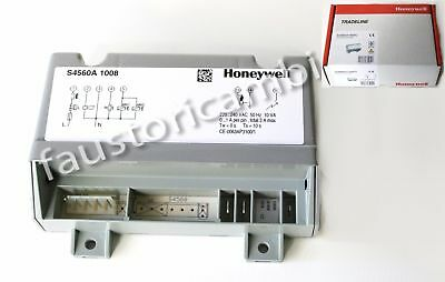 Honeywell Ignition Tab Ici Zanussi Art. S 4560A1008 B S4560A1008U