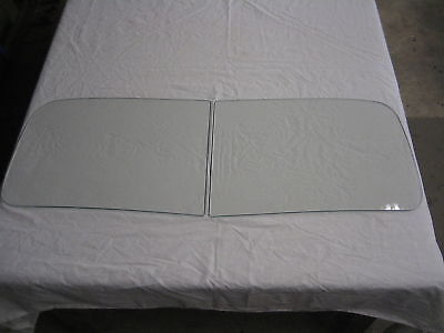 1939-40 Buick Special Century Closed Car Windshield Glass New