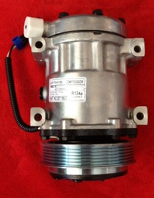 "AC Compressor International ""New"" 2602736C91 22-58414-000 4883 206RD51M"