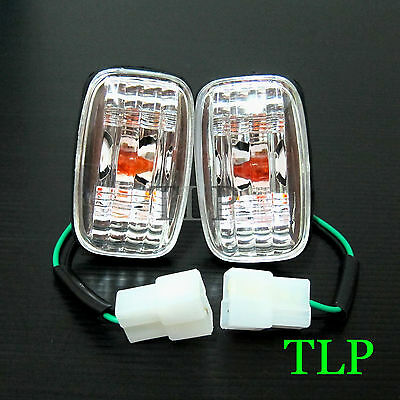 Toyota Hilux Ln145 Ln166 Fender Guard Blinker Side Indicator Light Lamp 97 - 05