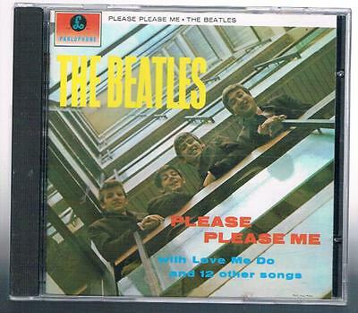 The Beatles Please Please Me  Cd F. C. Cdp 7 46435 2