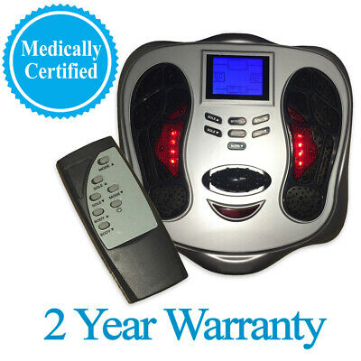 Circulation and EMS TENS Machine - Leg Foot Booster Blood - Redstone