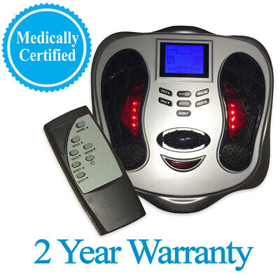 Redstone Circulation and EMS TENS Machine - Leg Foot Booster Blood