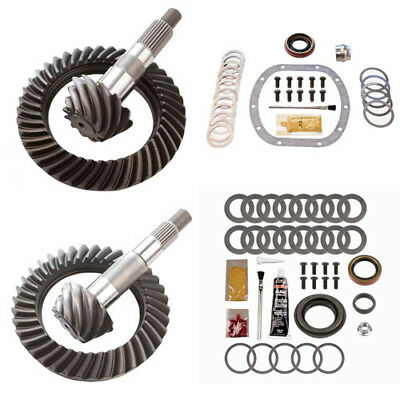 GM Dodge Dana 60 Front or Rear 5.38 Ring and Pinion Mini Install Elite Gear Pkg