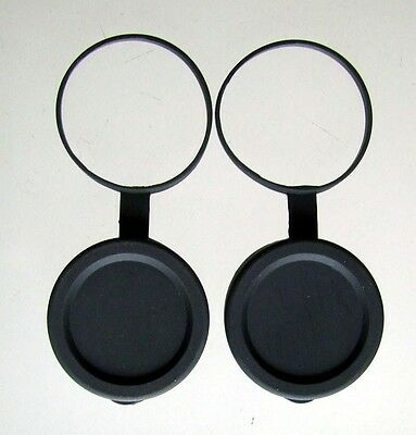 rubber stay on lens cover caps fits leica 7x42 8X42 10X42 42mm br hd binoculars